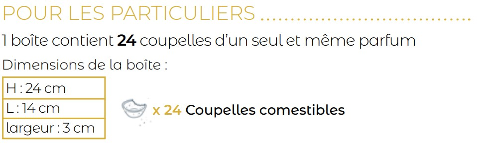 Switch Eat - Coupelles particuliers