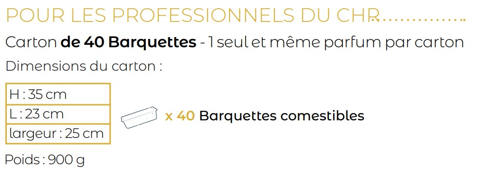 switch eat - barquettes professionnel du CHR